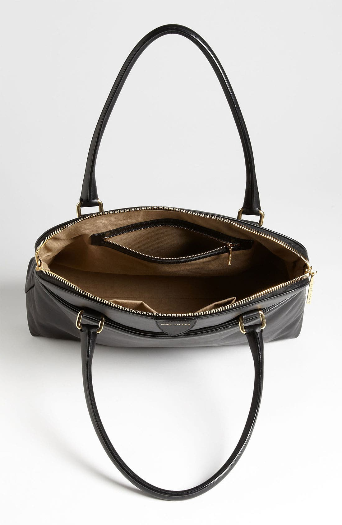 Alternate Image 3  - MARC JACOBS 'Raleigh' Leather Satchel