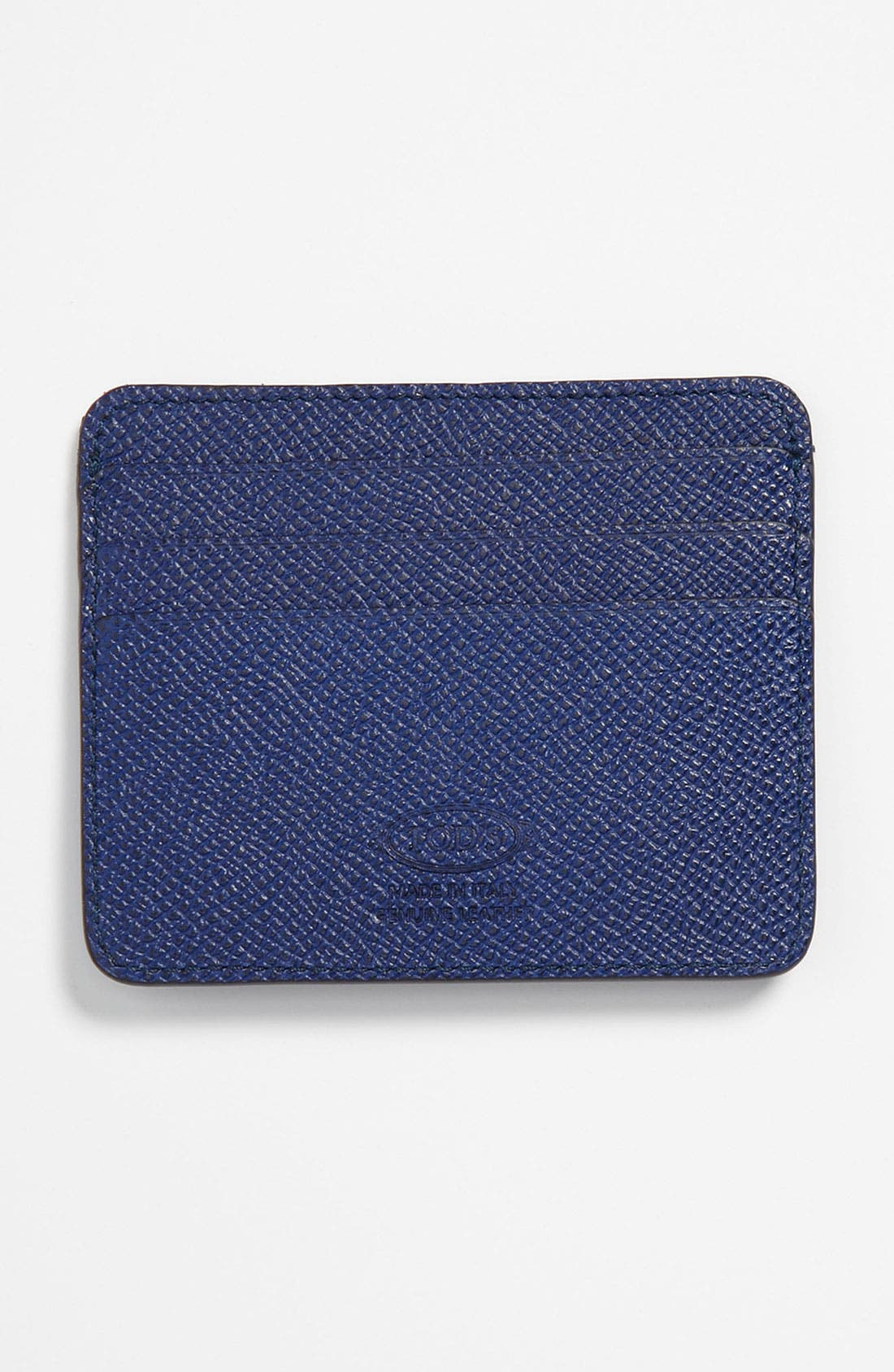 Alternate Image 2  - Tod's 'D-Styling - P.C. Credito New Mini' Leather Card Case