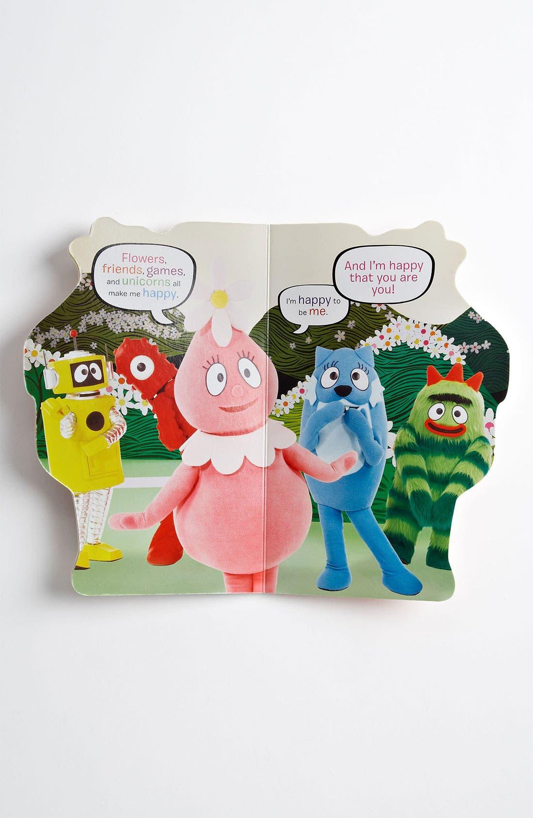Alternate Image 2  - Irene Kilpatrick 'Yo Gabba Gabba!™ - Foofa's™ Happy Book' Hardcover Book