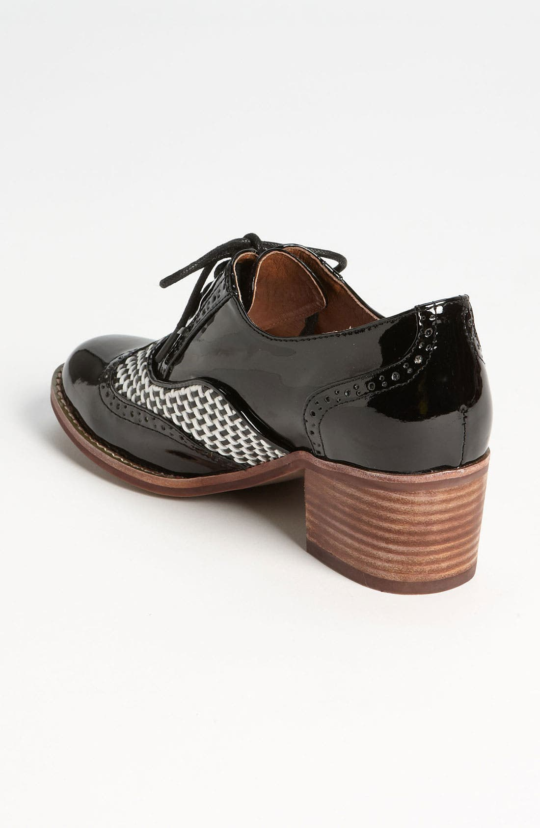 Alternate Image 2  - Jeffrey Campbell 'William' Woven Oxford