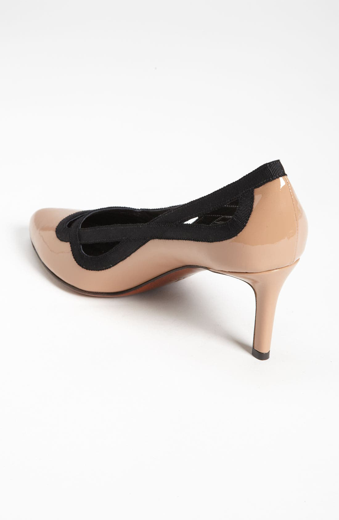 Alternate Image 2  - Lanvin Grosgrain Cutout Pump