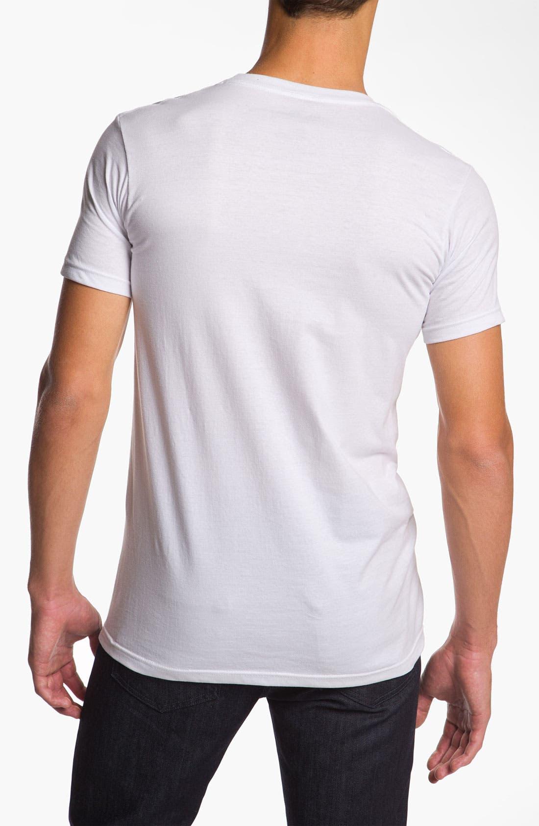 Alternate Image 2  - RKBLK 'Egypt' T-Shirt