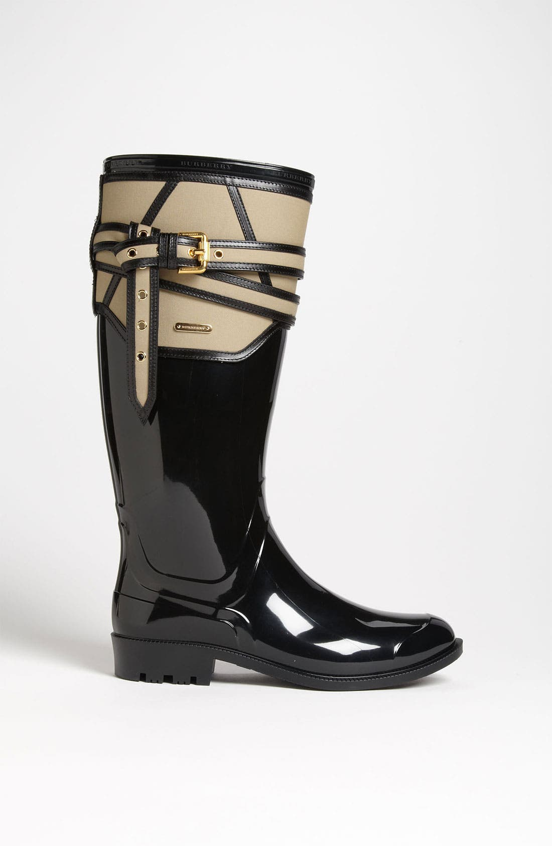 Alternate Image 4  - Burberry 'Willesden' Rain Boot (Women)