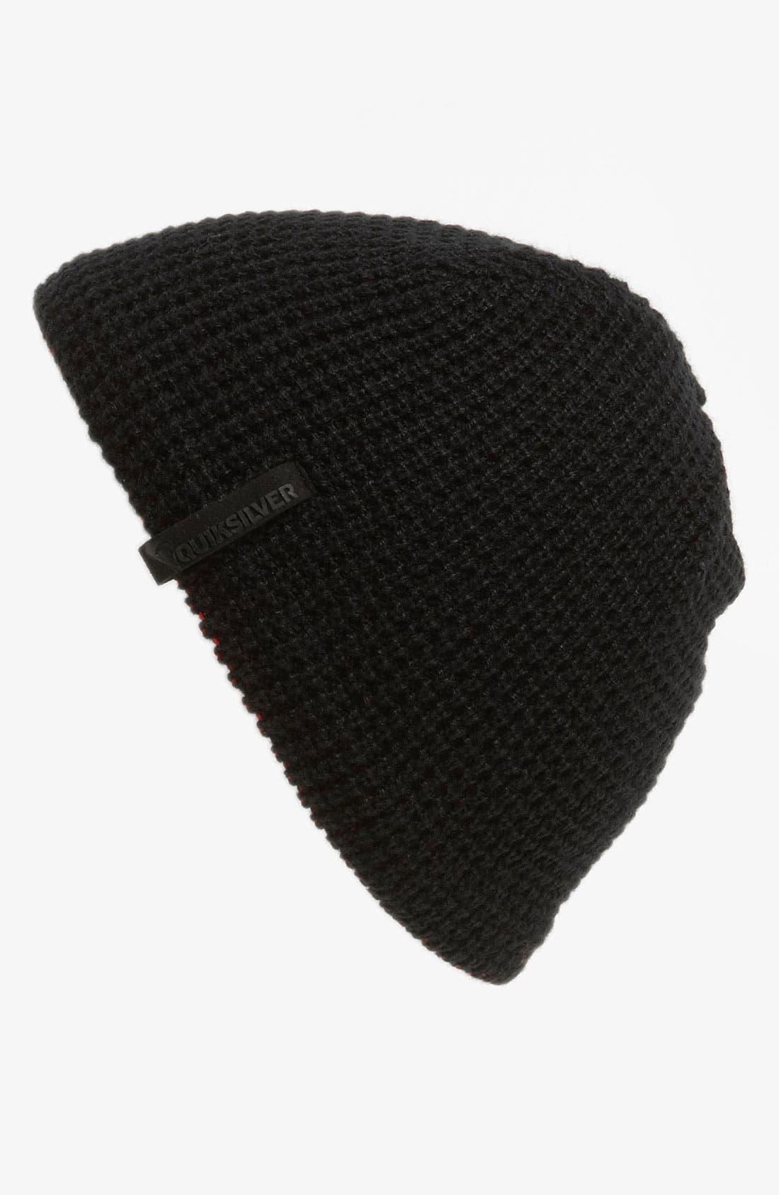 Main Image - Quiksilver 'Crumps' Reversible Cap (Toddler)