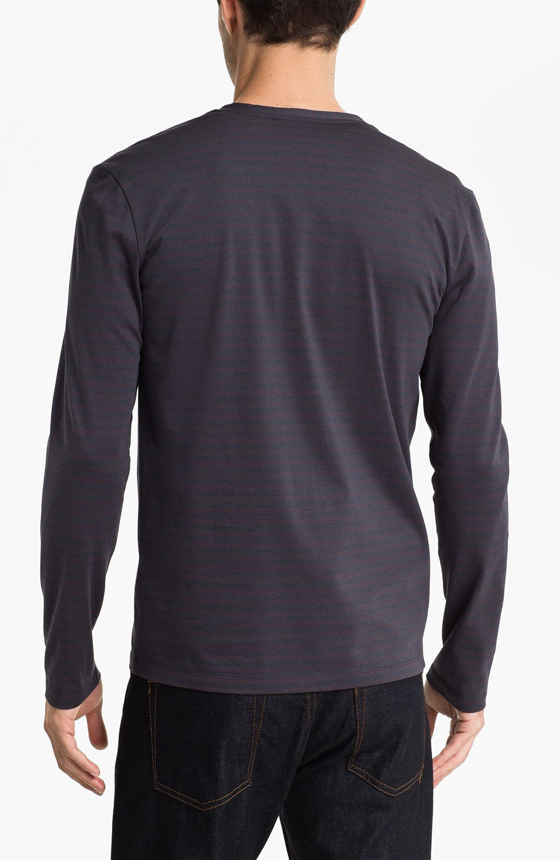 Alternate Image 2  - HUGO 'Dridon' V-Neck T-Shirt
