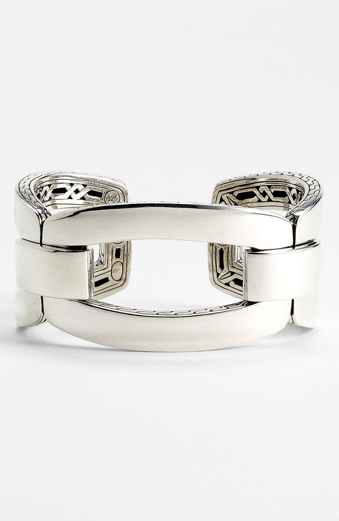 Alternate Image 1 Selected - John Hardy 'Classic Chain' Link Cuff