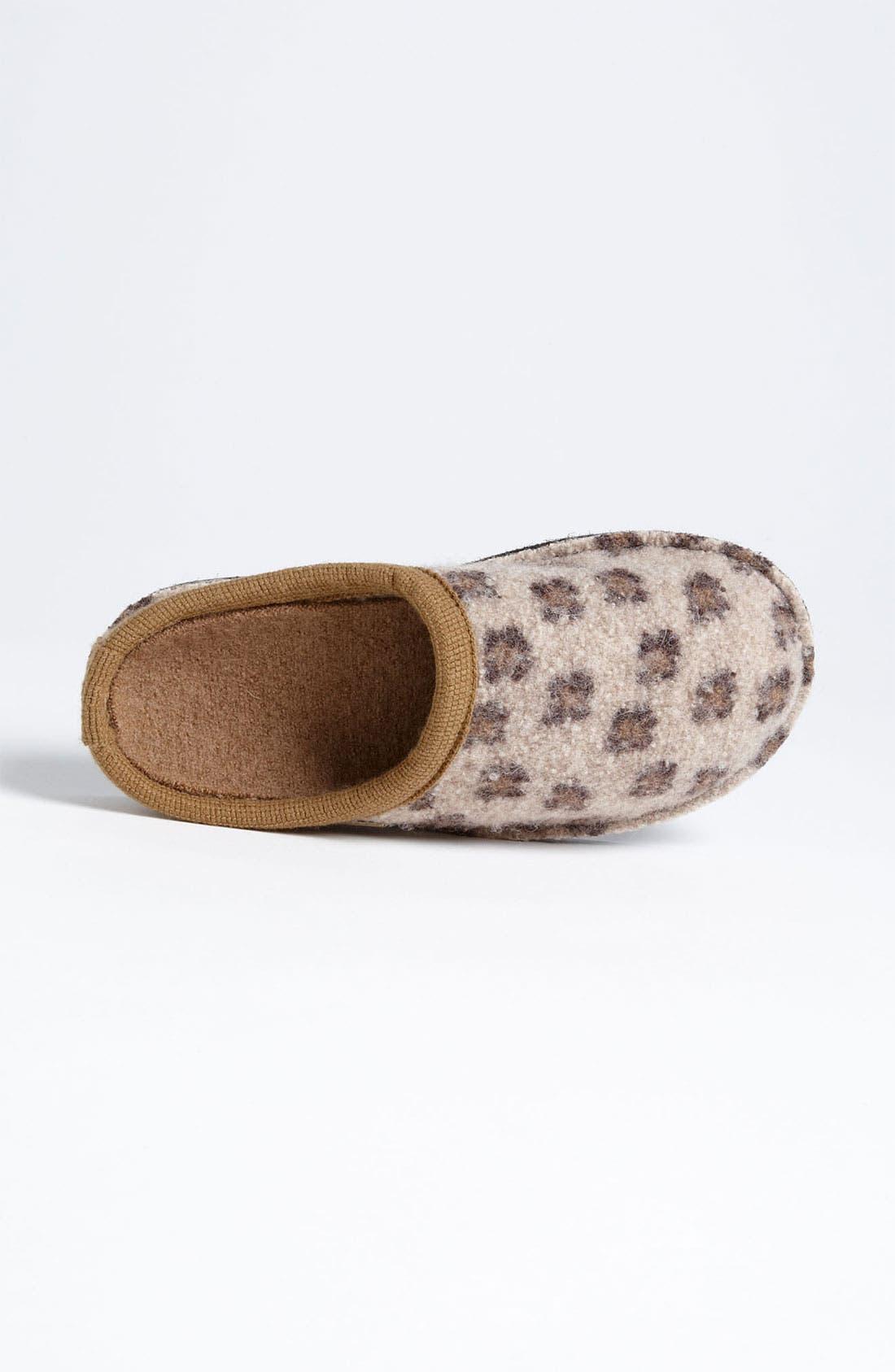 Alternate Image 3  - Haflinger 'Cheetah' Slipper