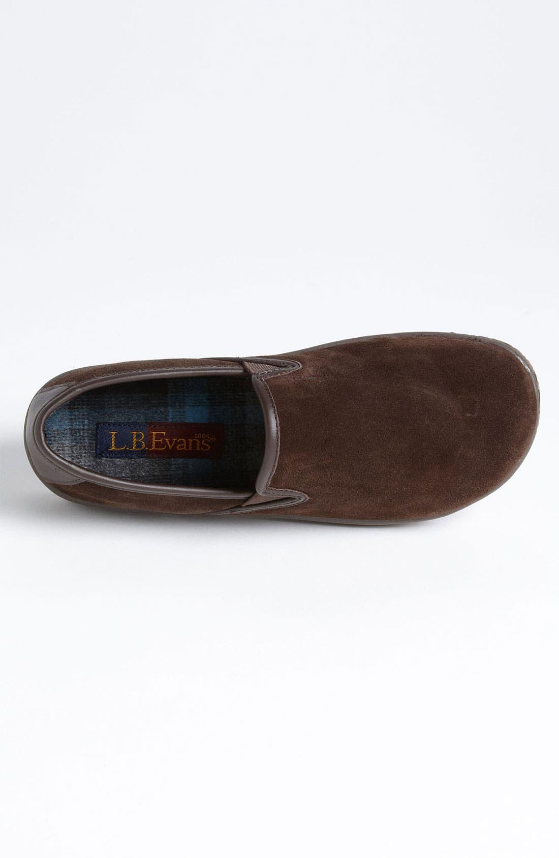 Alternate Image 3  - L.B. Evans 'Reese' Slipper