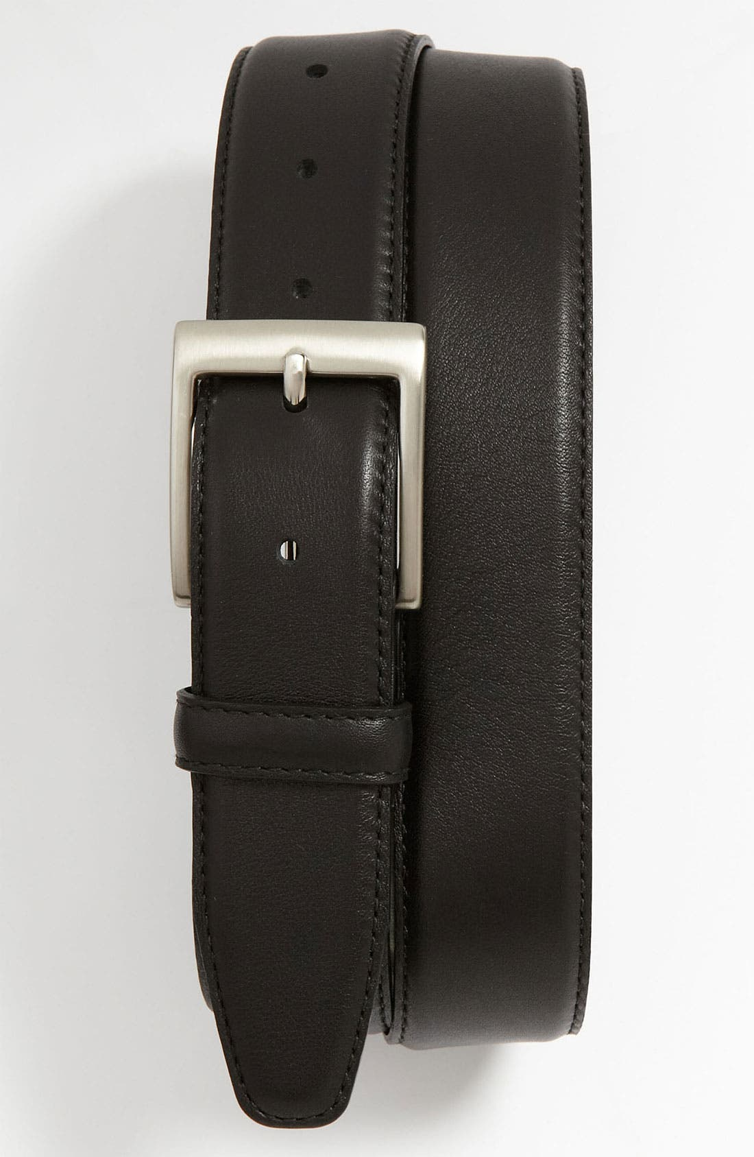 Alternate Image 1 Selected - Canali 'Piper' Leather Belt