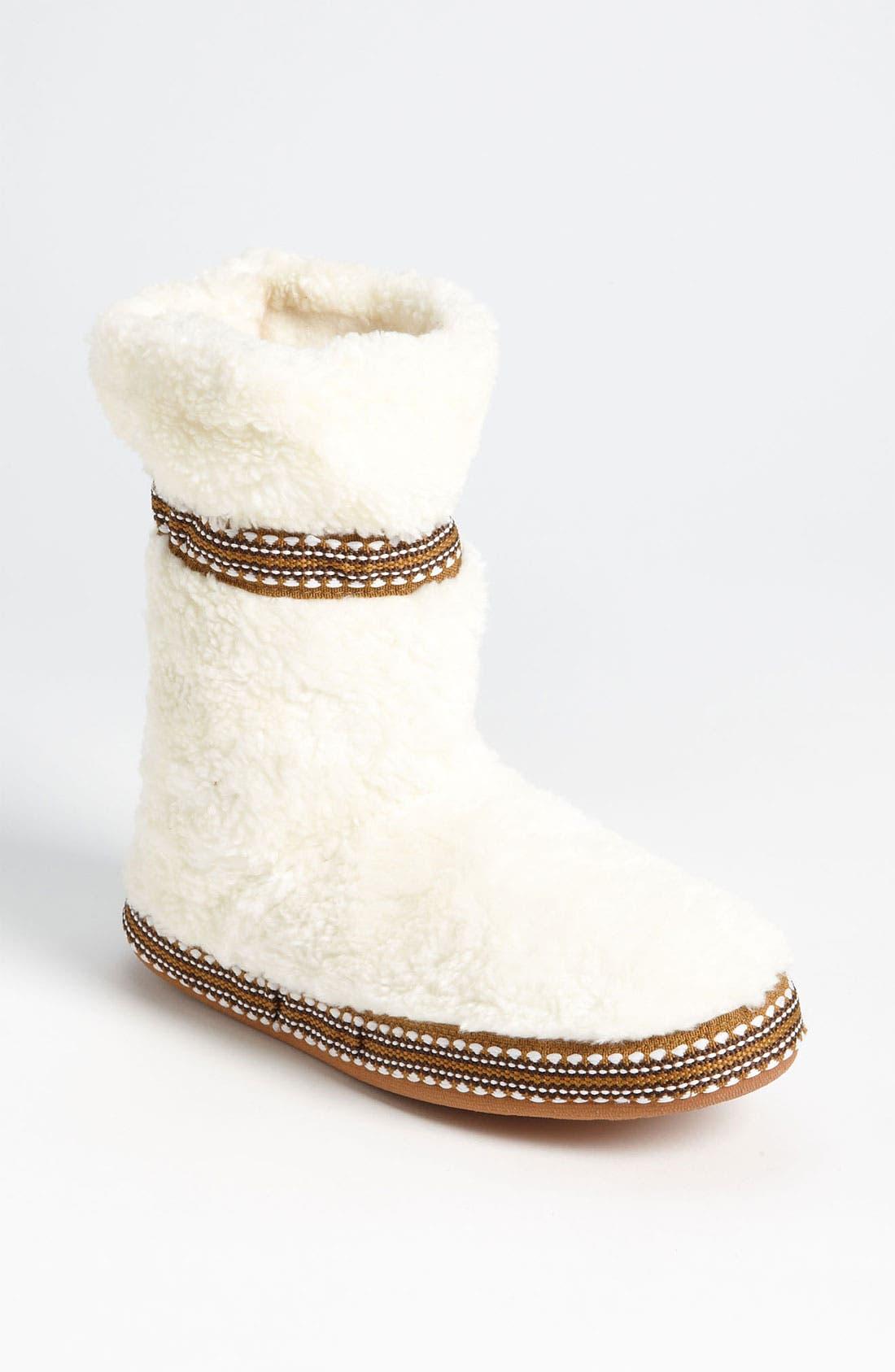 Alternate Image 1 Selected - Woolrich 'Whitecap' Bootie Slipper