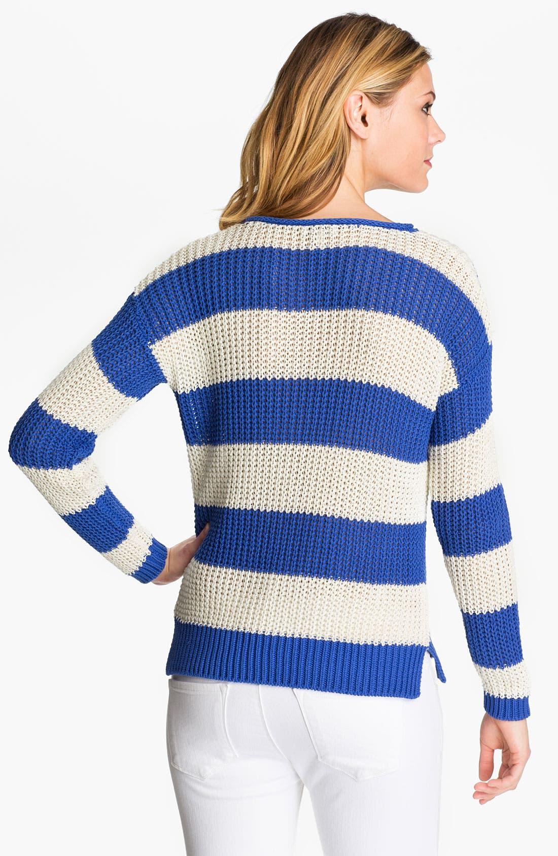 Alternate Image 2  - Joie 'Jalene' Open Stitch Sweater
