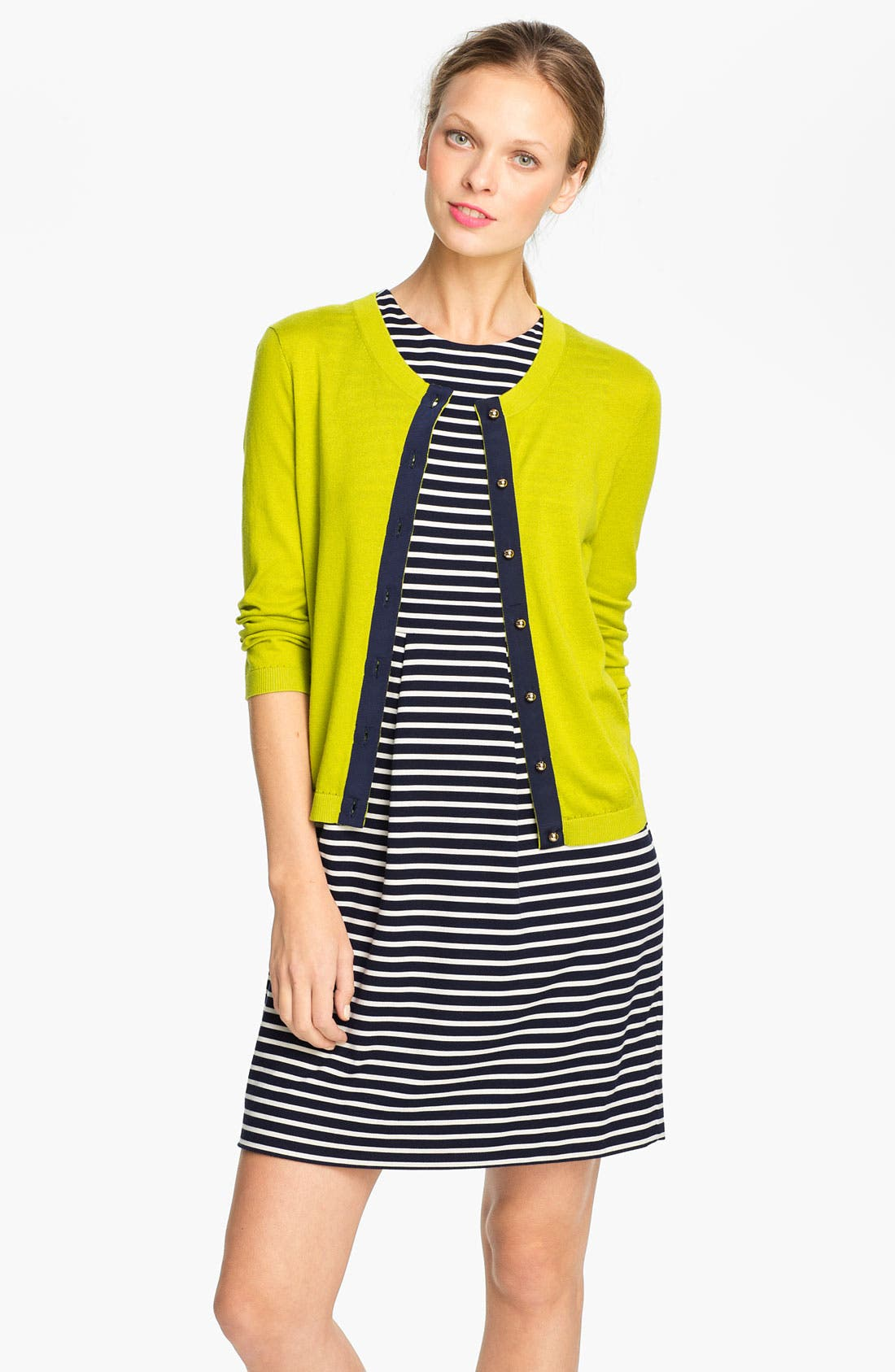 Alternate Image 1 Selected - kate spade new york 'jeremy' cardigan