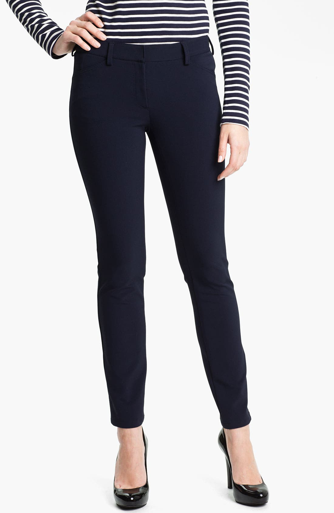 Alternate Image 1 Selected - Theory 'Dantey' Ankle Pants