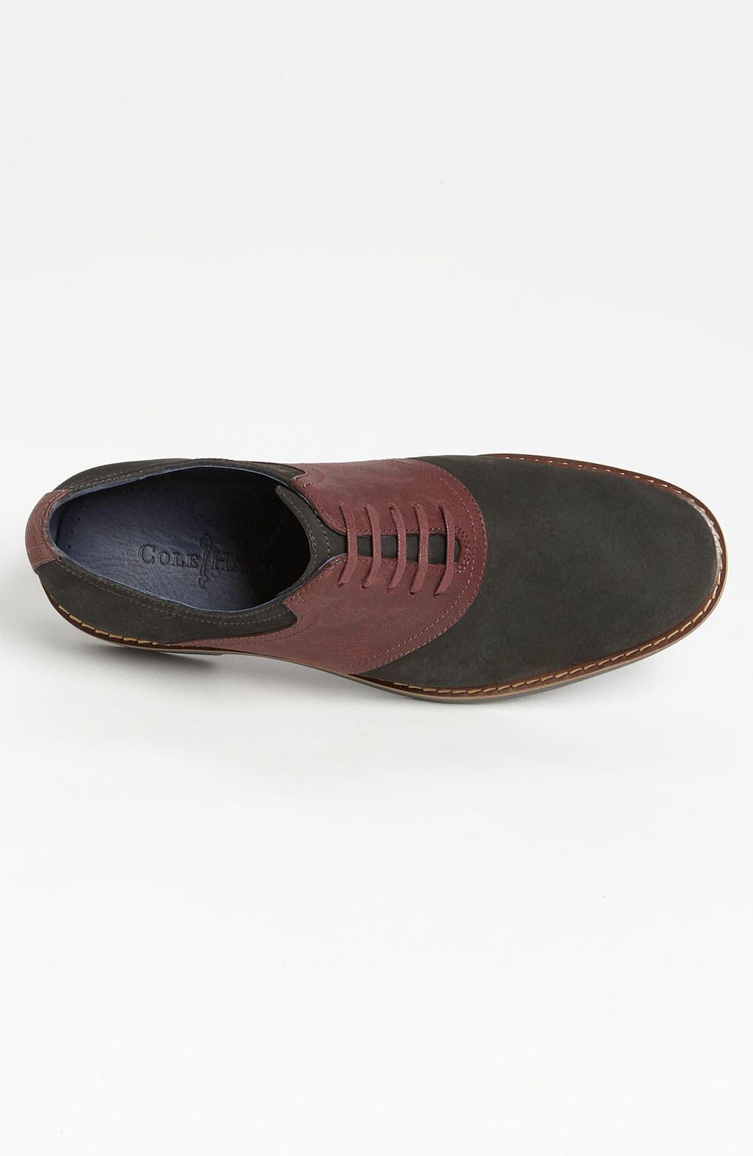 Alternate Image 3  - Cole Haan 'Air Harrison' Saddle Shoe