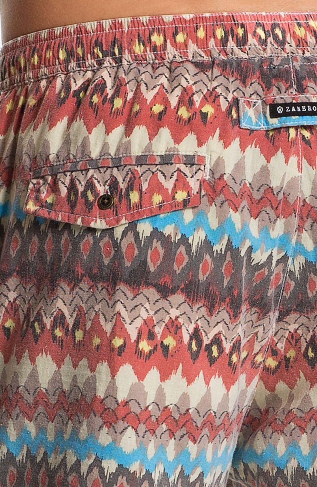 Alternate Image 3  - Zanerobe 'Amitola' Swim Trunks (Online Exclusive)