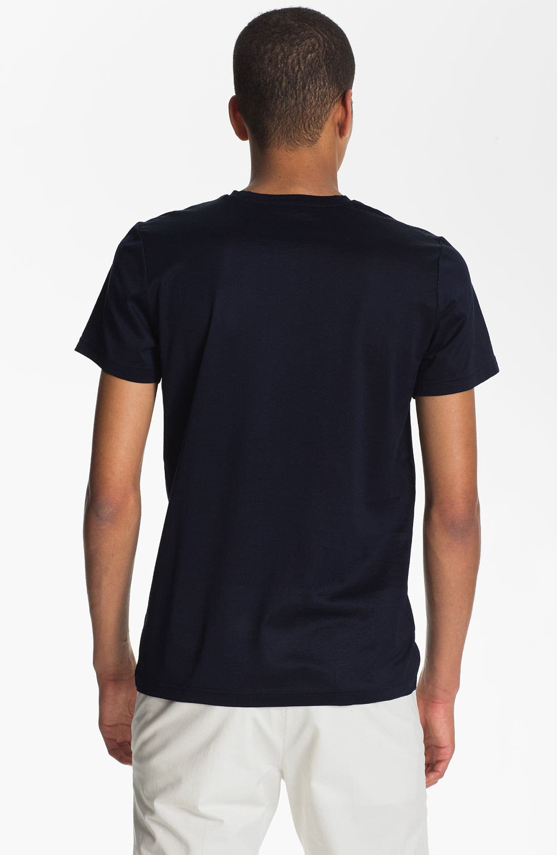 Alternate Image 2  - Jil Sander V-Neck T-Shirt