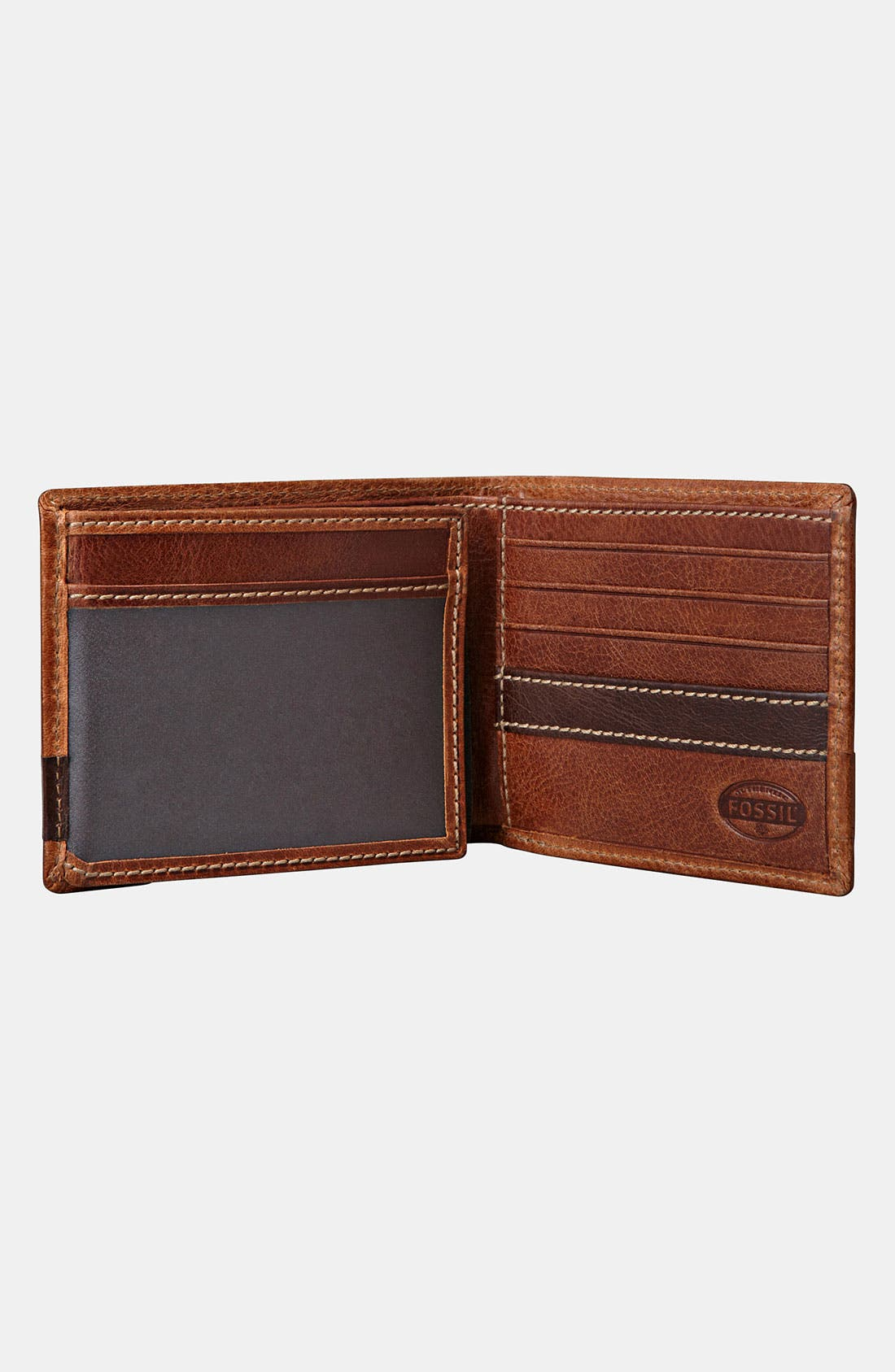 Alternate Image 4  - Fossil 'Madison' Travel Wallet