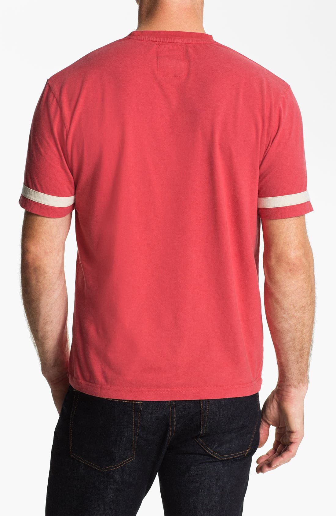 Alternate Image 2  - Red Jacket 'Red Wings - Remote Control' T-Shirt