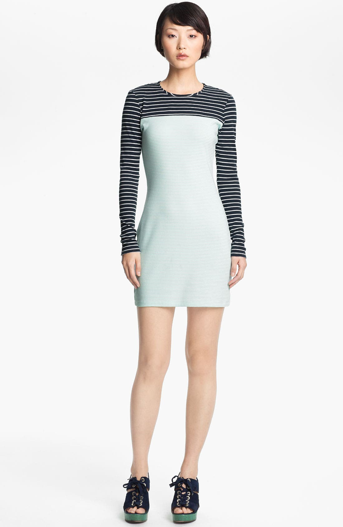 Alternate Image 1 Selected - Opening Ceremony Stripe Dress