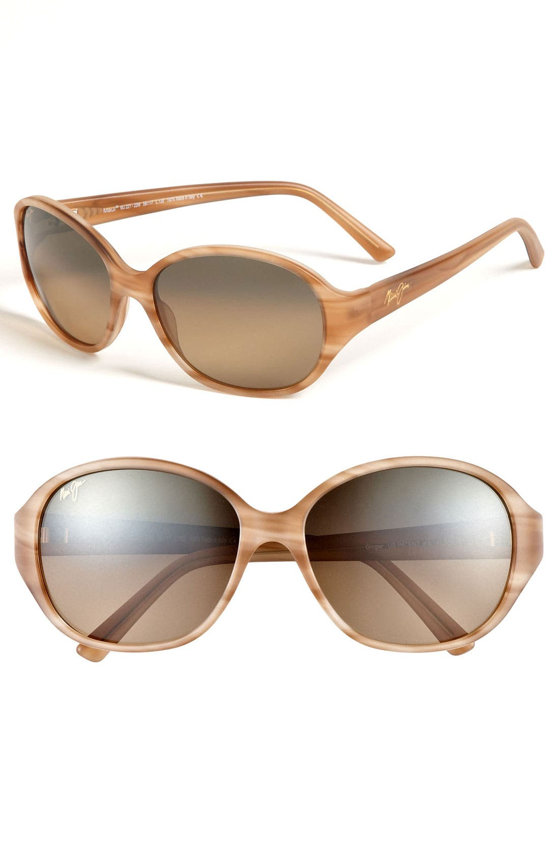 Alternate Image 1 Selected - Maui Jim 'Ginger' 59mm Sunglasses