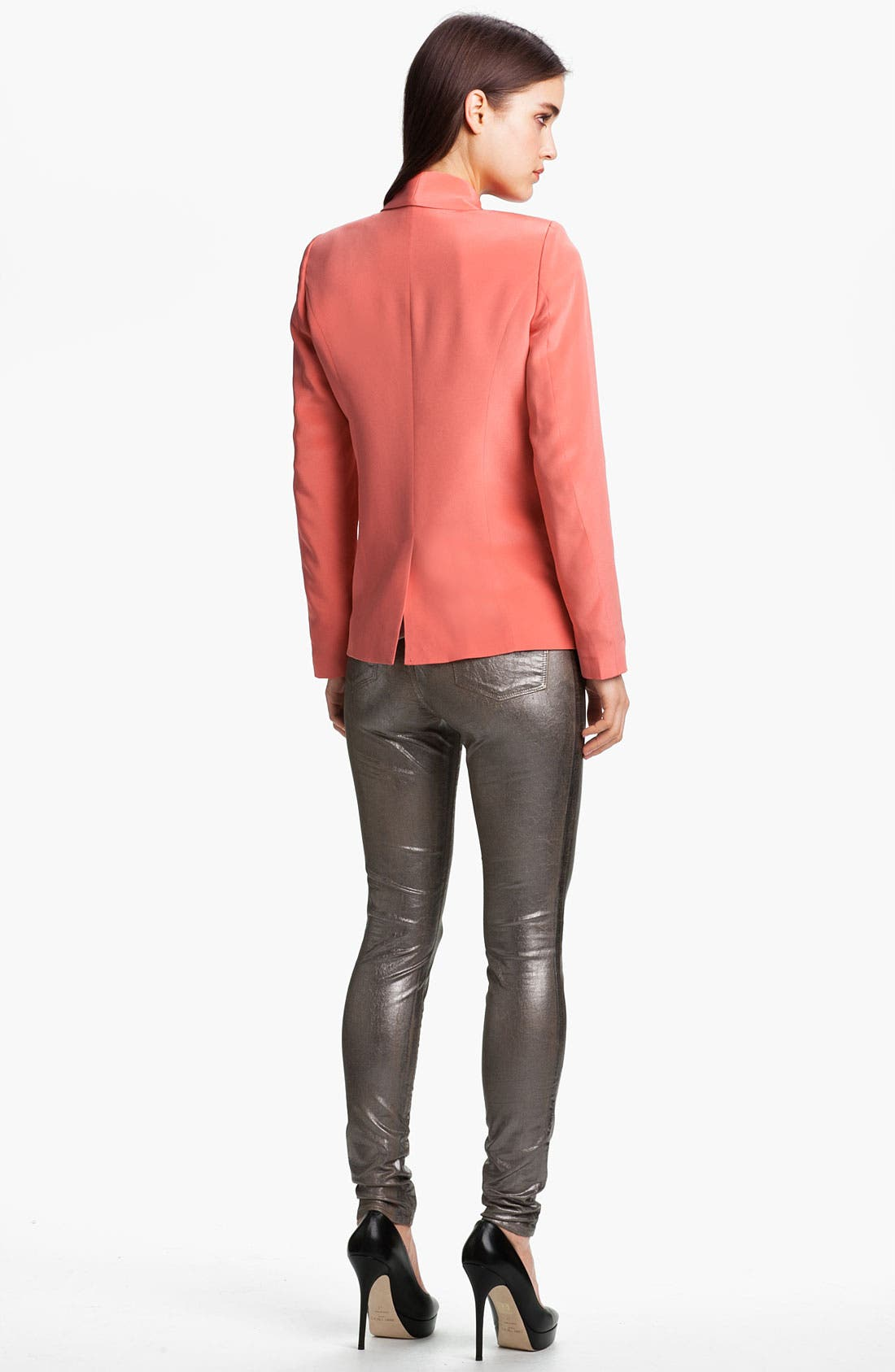 Alternate Image 5  - J Brand Stretch Denim Leggings