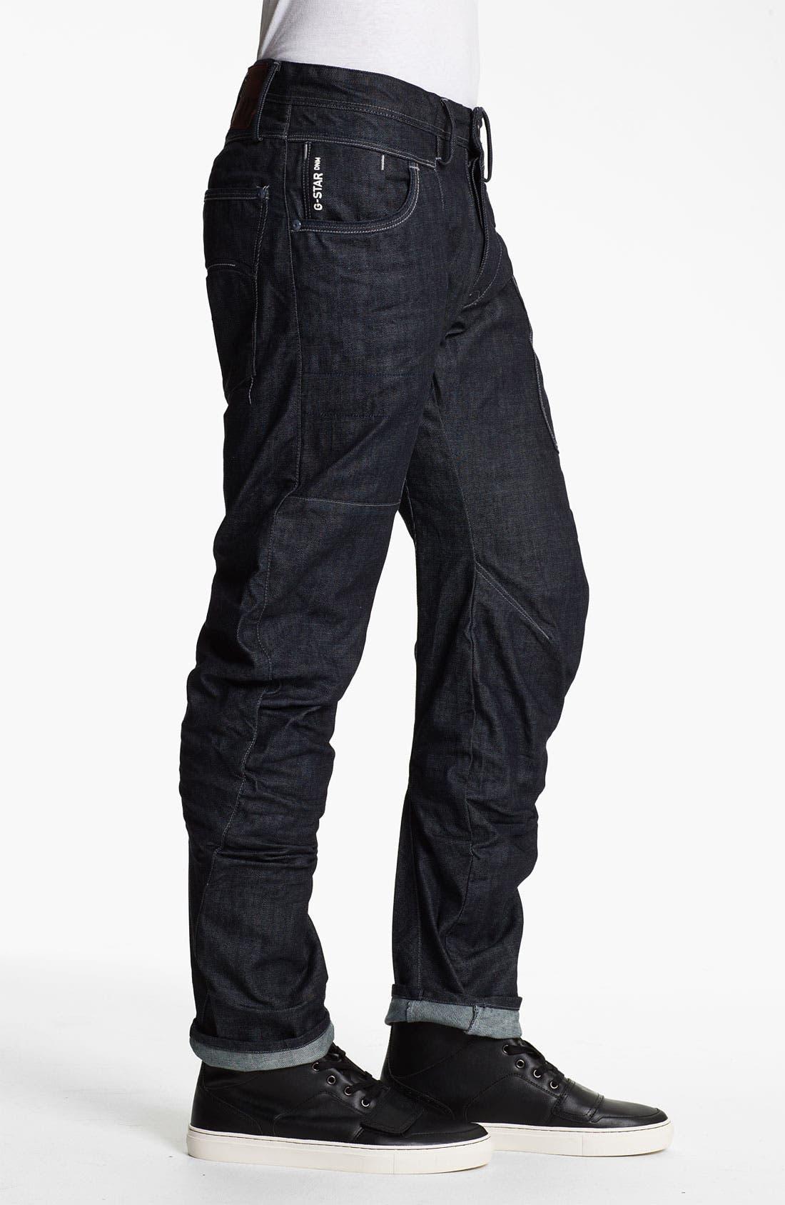 Alternate Image 3  - G-Star Raw 'Modernist Army Rader' Straight Leg Jeans (3D Raw)