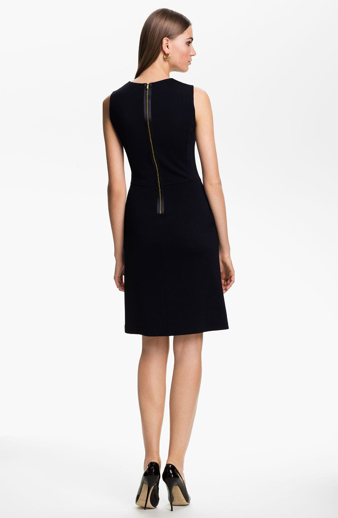 Alternate Image 2  - St. John Collection Milano Knit Dress