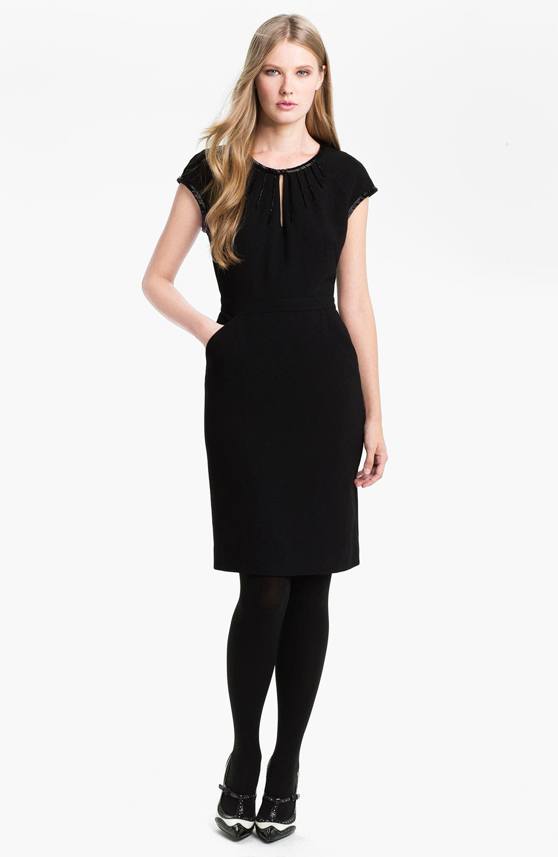 Alternate Image 1 Selected - Tory Burch 'Gia' Sheath Dress