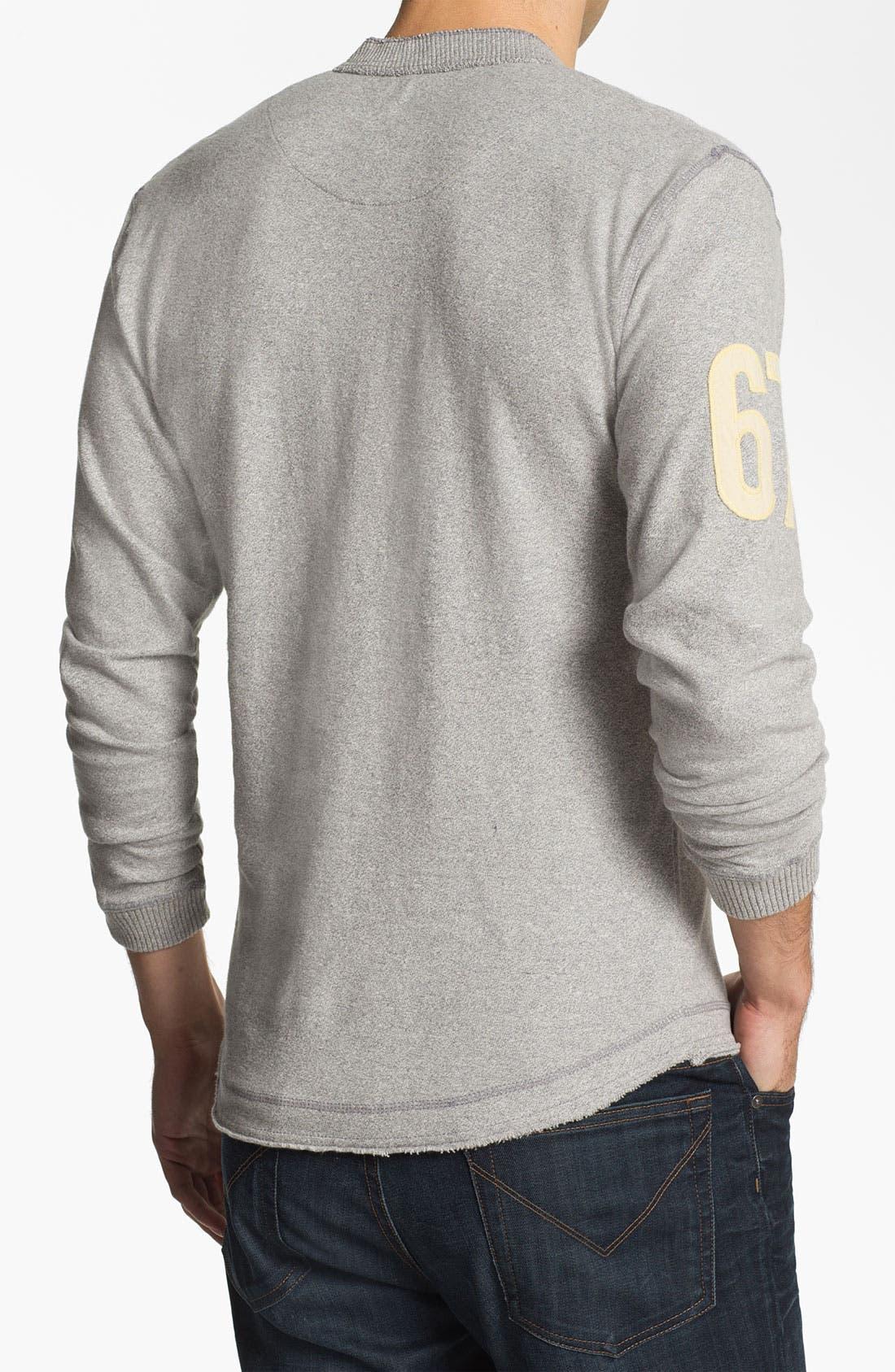 Alternate Image 2  - Red Jacket 'Penguins - Ten Grand' Long Sleeve T-Shirt