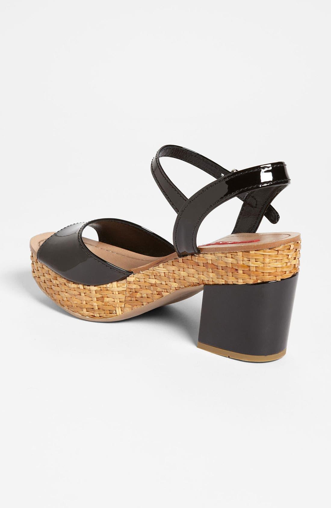 Alternate Image 2  - Prada Block Heel Sandal