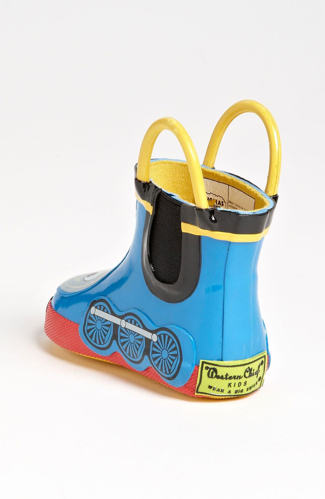 Alternate Image 2  - Western Chief 'Thomas The Tank Engine®' Rain Boot (Baby)