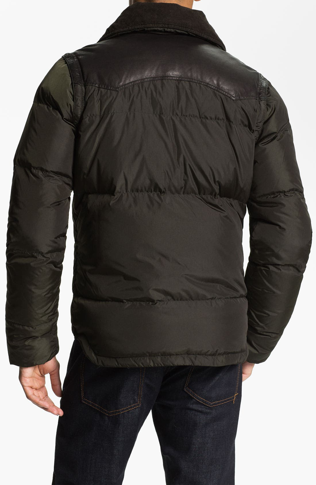 Alternate Image 2  - DIESEL® 'Wilkiam' Down Jacket