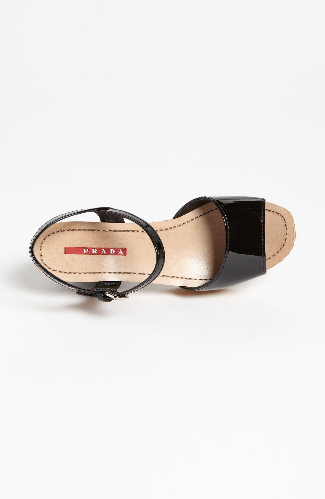 Alternate Image 3  - Prada Block Heel Sandal