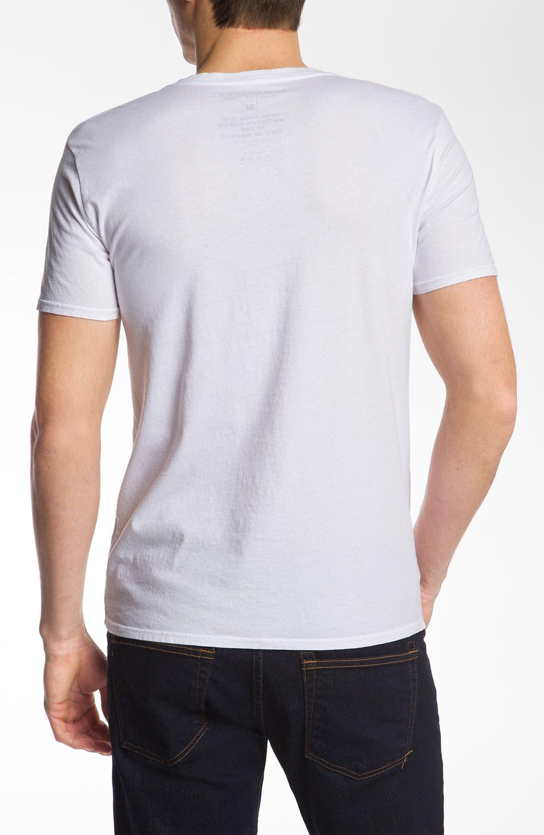 Alternate Image 2  - Scott Free 'Coupe de Paris' Graphic T-Shirt