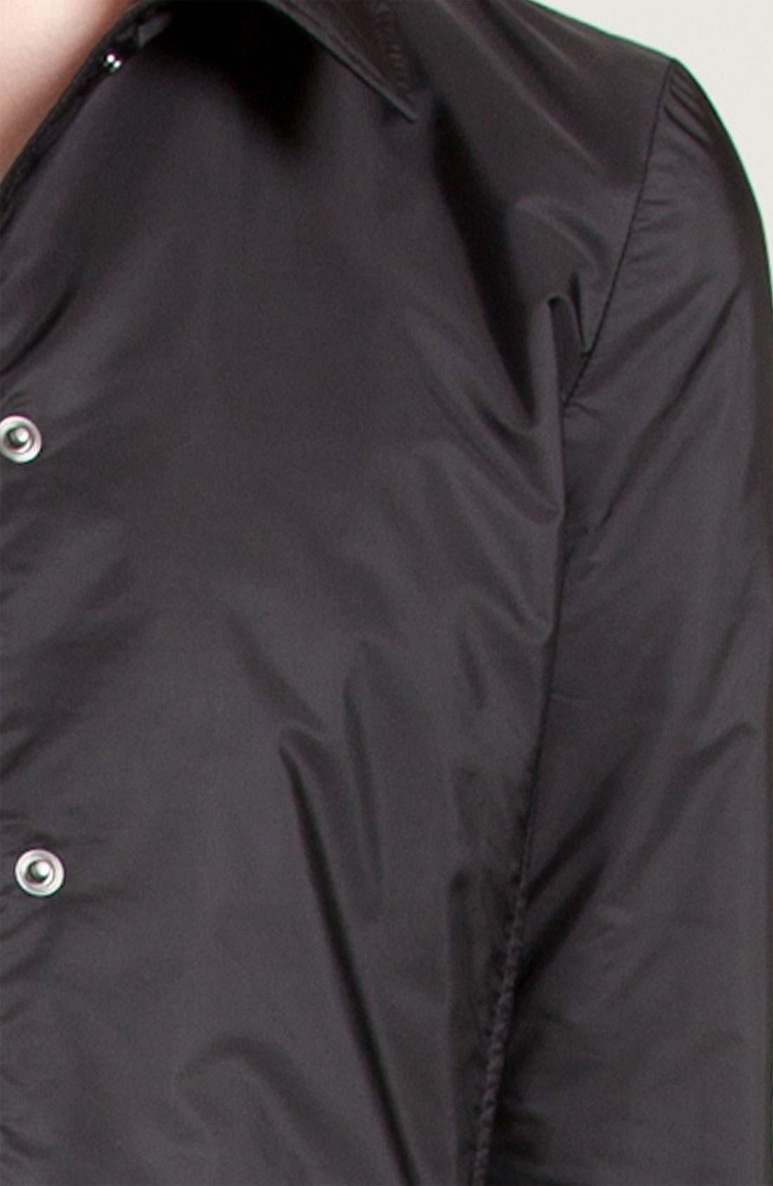 Alternate Image 3  - Jil Sander Navy Snap Front Coat