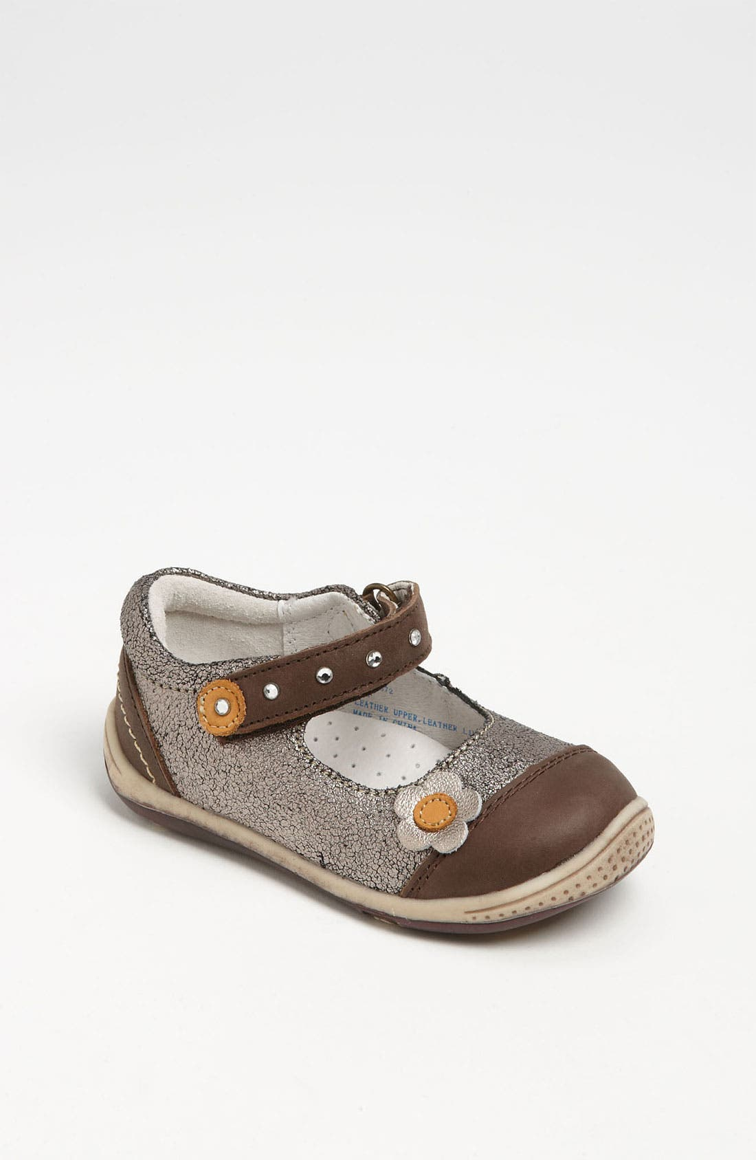 Alternate Image 1 Selected - Nordstrom 'Colette' Mary Jane (Walker & Toddler)