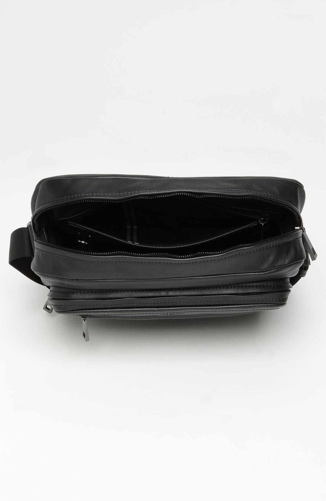 Alternate Image 3  - BOSS Black 'Klondie' Messenger Bag
