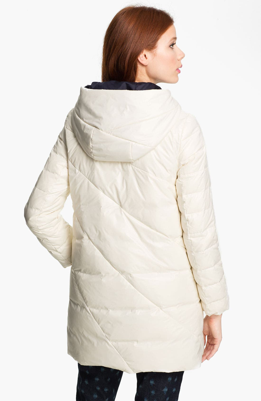 Alternate Image 2  - Metro Hooded Down Coat