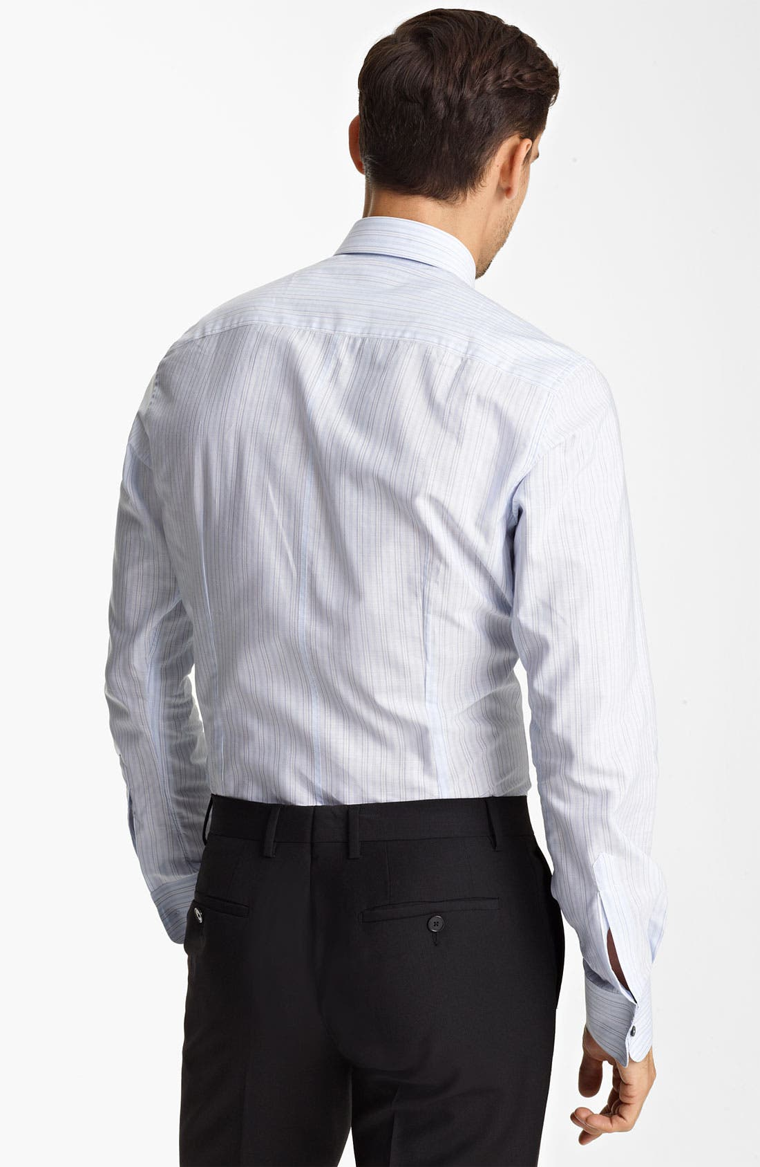 Alternate Image 2  - Dolce&Gabbana Stripe Dress Shirt