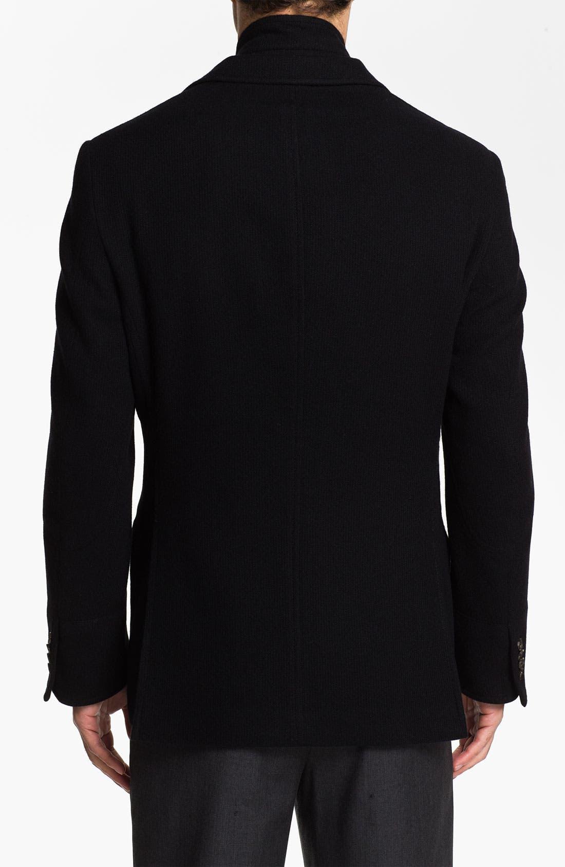 Alternate Image 2  - Kroon 'Ritchie' Wool Blend Sportcoat