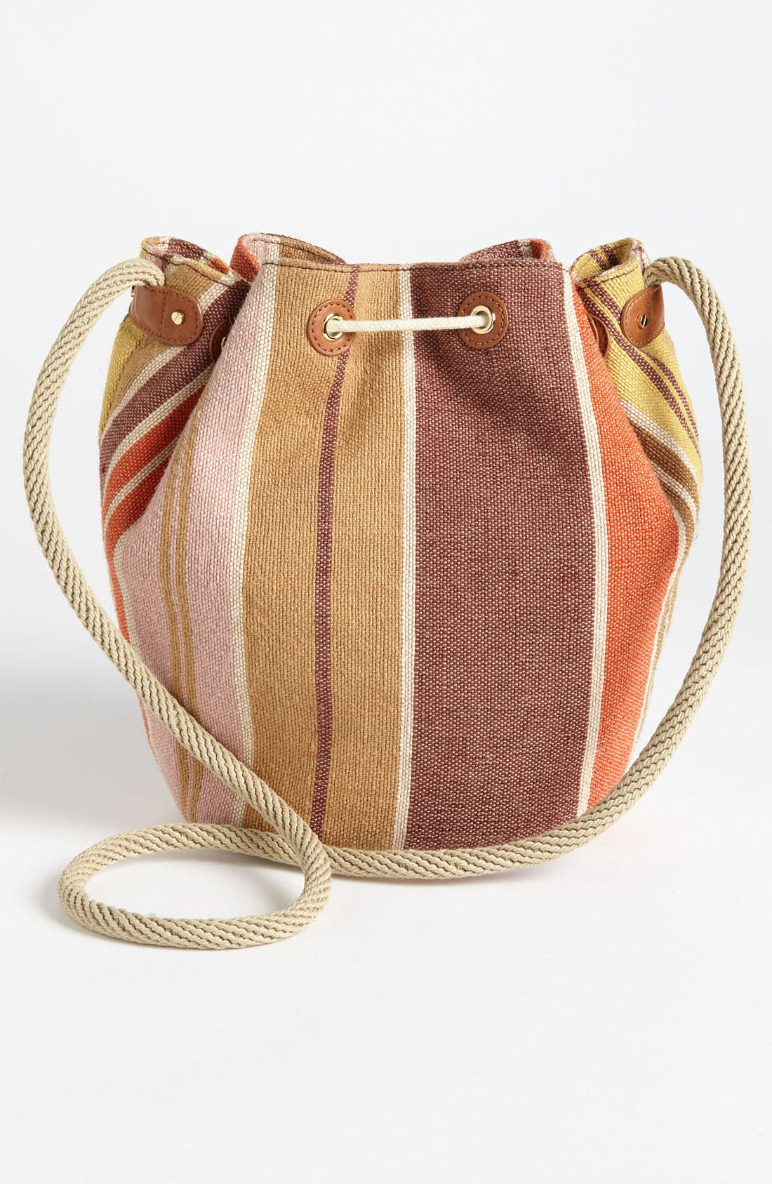 Alternate Image 4  - Tory Burch 'Baja' Drawstring Crossbody Bag