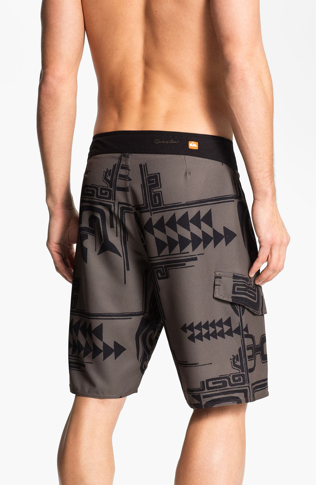 Alternate Image 2  - Quiksilver Waterman  'Castaway' Board Shorts