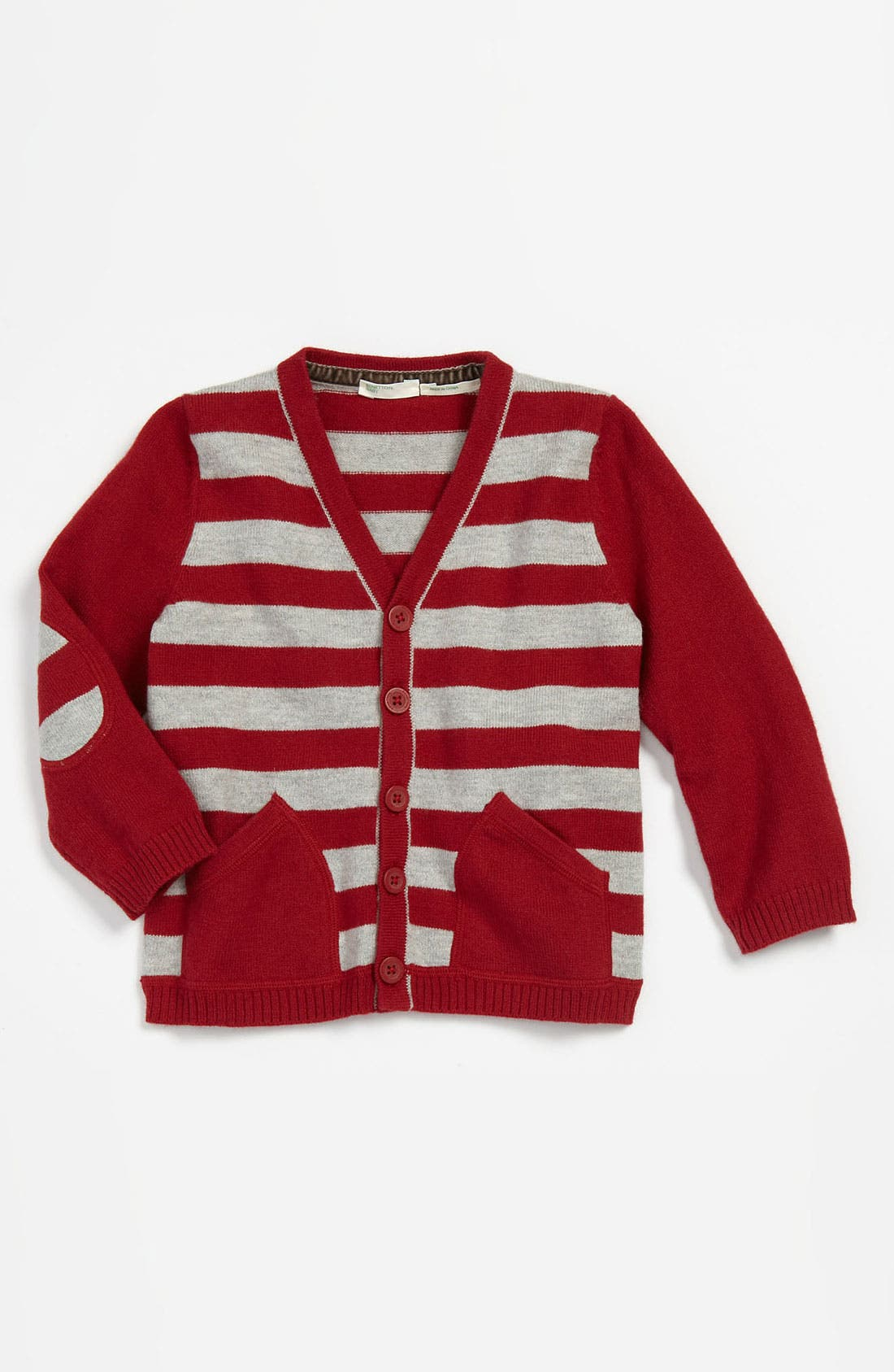 Alternate Image 1 Selected - United Colors of Benetton Kids Cardigan (Infant)