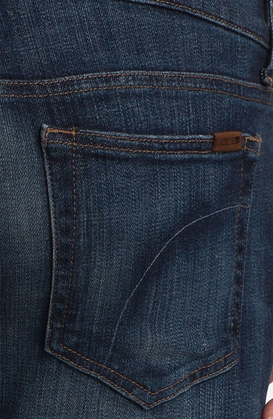 Alternate Image 4  - Joe's 'Brixton' Slim Fit Jeans (Johnny)
