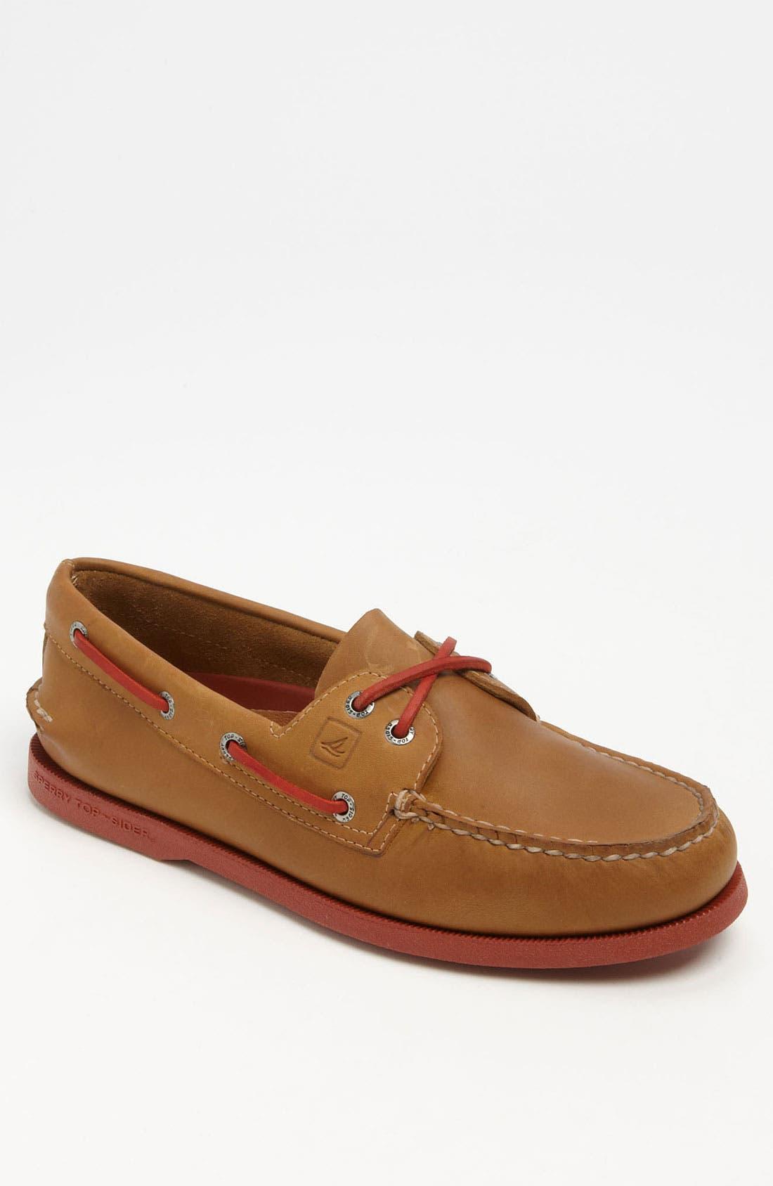 Main Image - Sperry Top-Sider® 'Authentic Original 2-Eye' Boat Shoe (Regular Retail Price: $89.95)