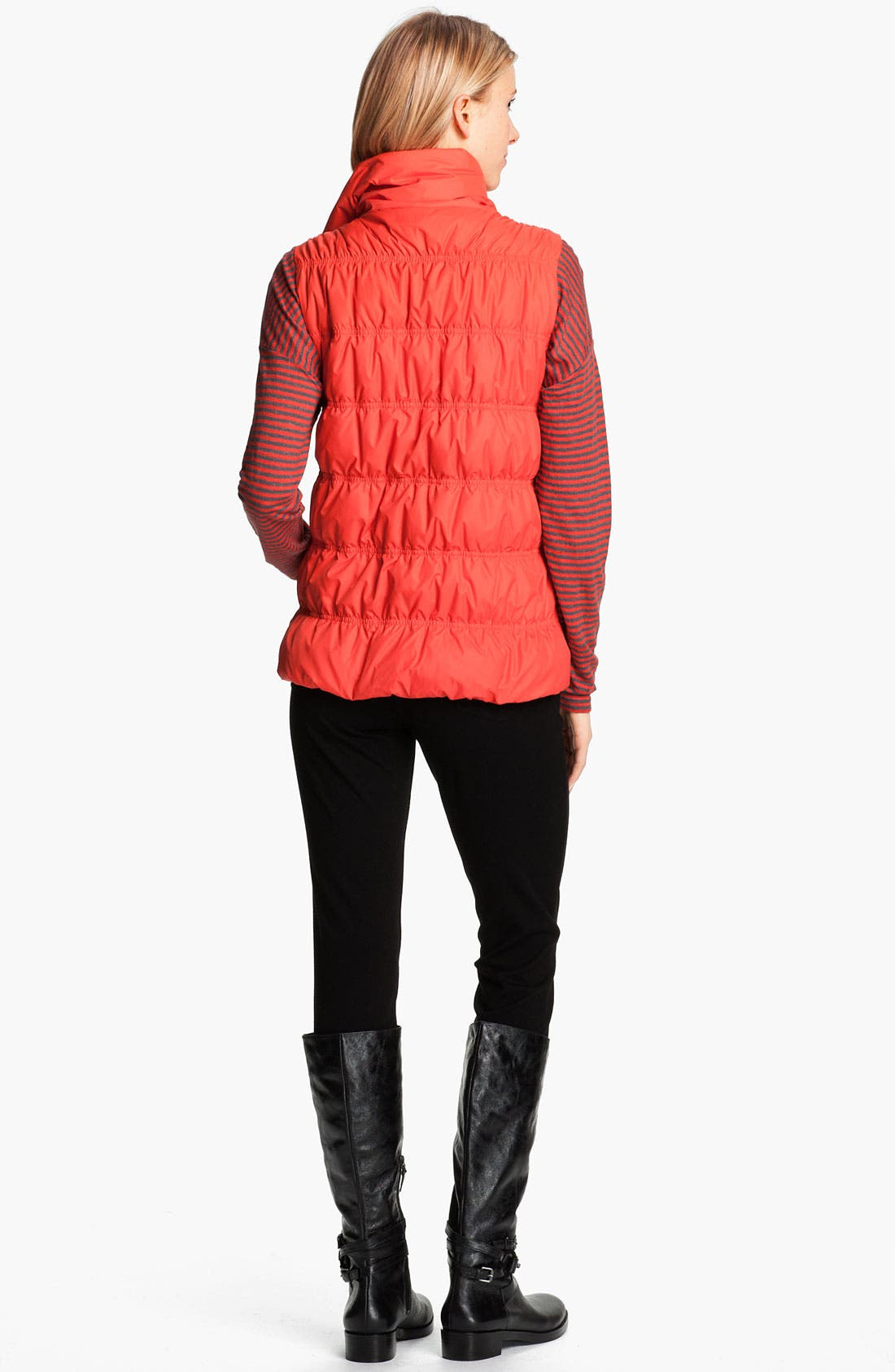 Alternate Image 5  - Eileen Fisher Weather Resistant Down Vest