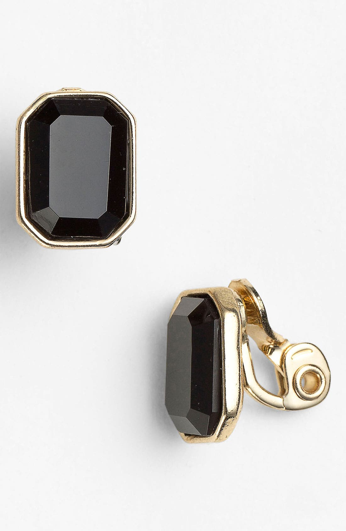 Main Image - Anne Klein Clip Earrings