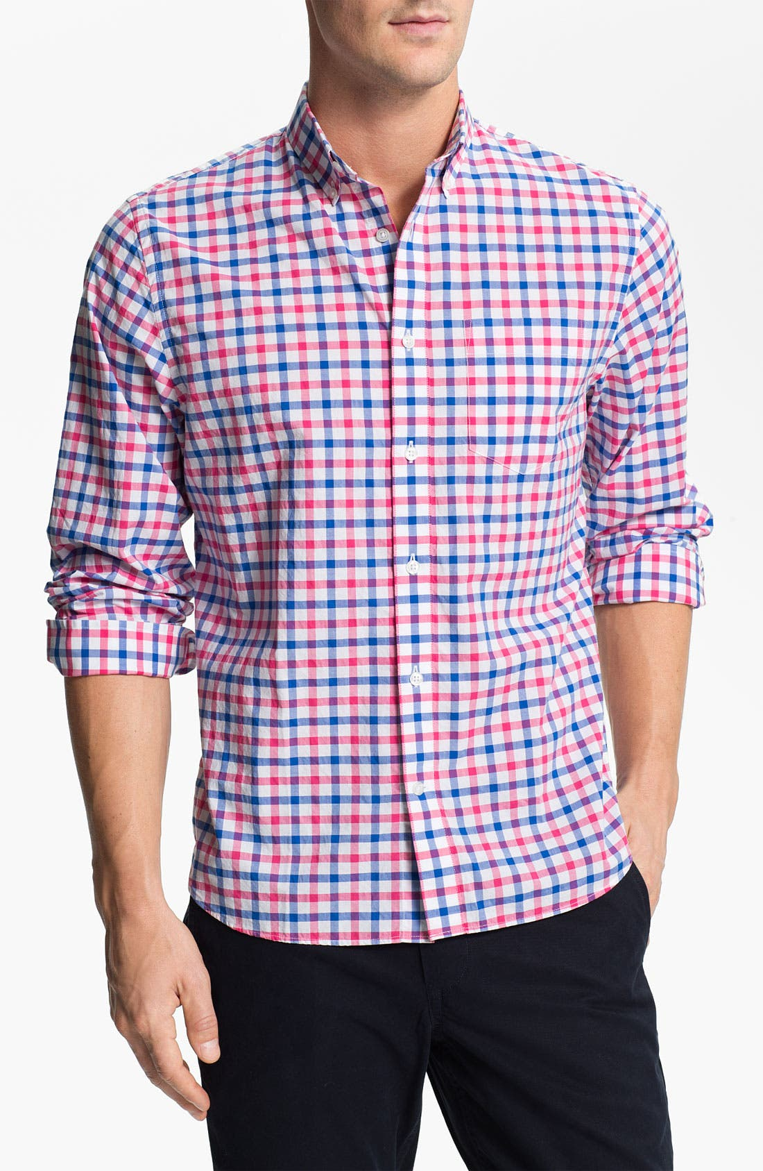 Main Image - Bonobos Regular Fit Sport Shirt