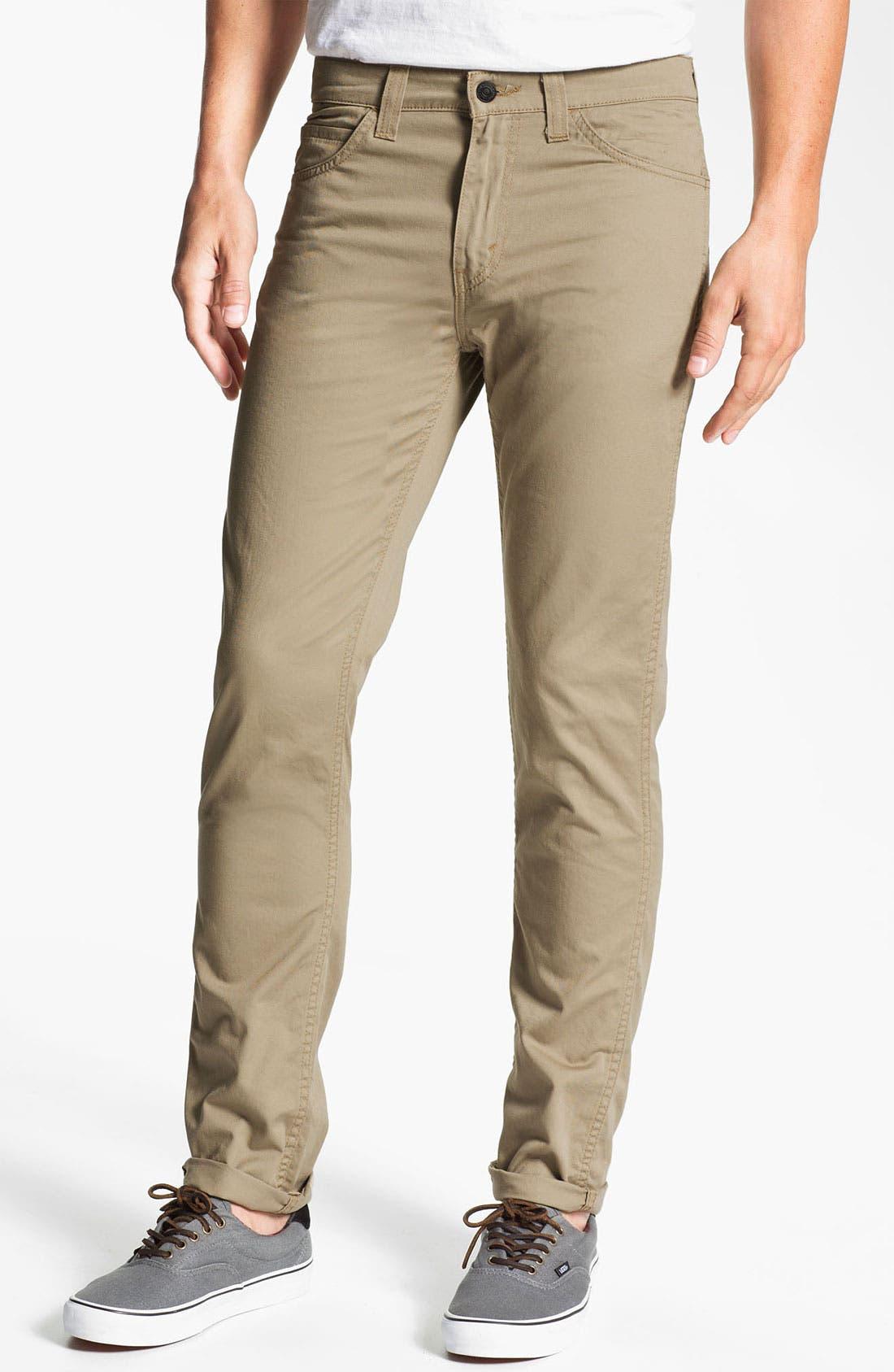 Alternate Image 2  - Levi's® '511™' Skinny Leg Jeans (Ryan)