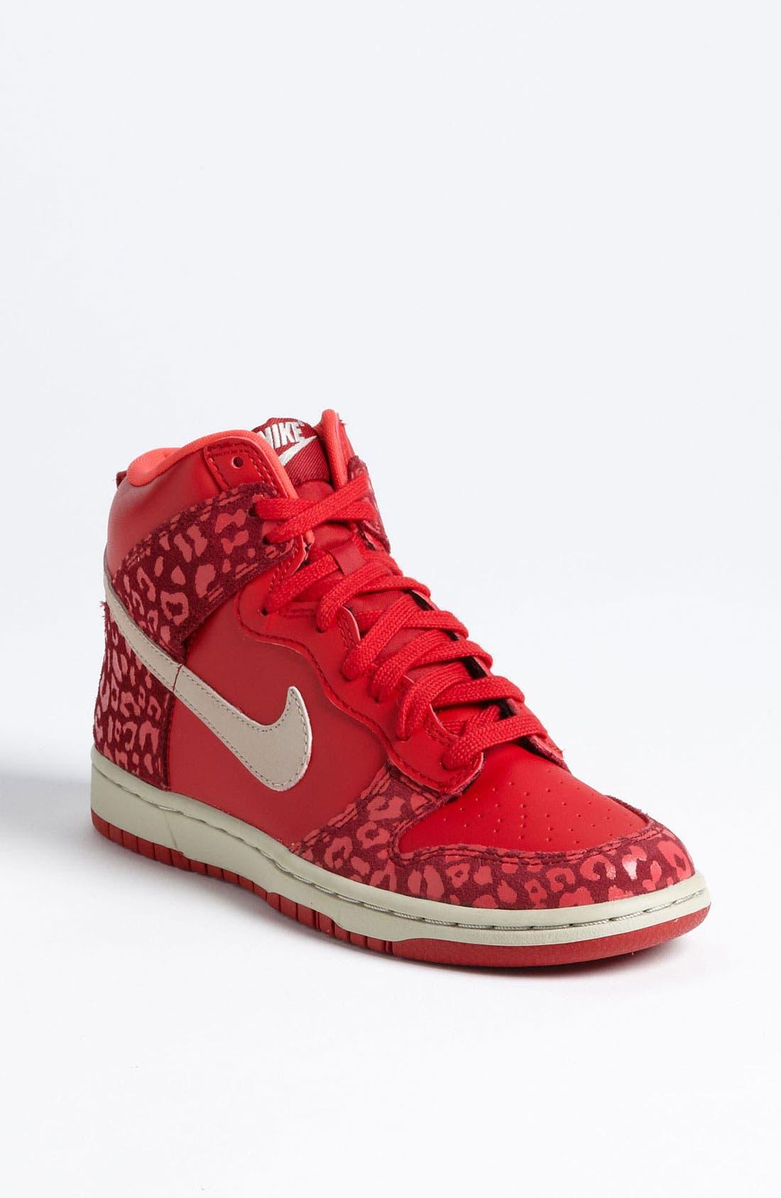 Main Image - Nike 'Dunk High Skinny' Sneaker (Women)